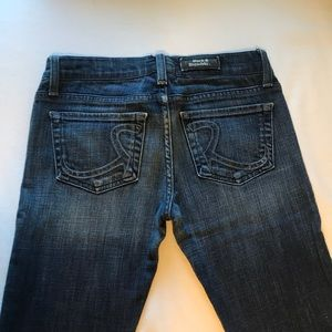 Rock and Republic Straight Leg Jeans